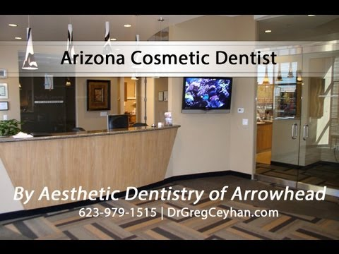 Arizona Cosmetic Dentist - Aesthetic Dentistry of Arrowhead