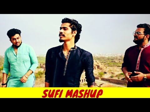 Sufi Songs Mashup | 16 Songs in 5 Minutes | Sufi Special | Unplugged cover