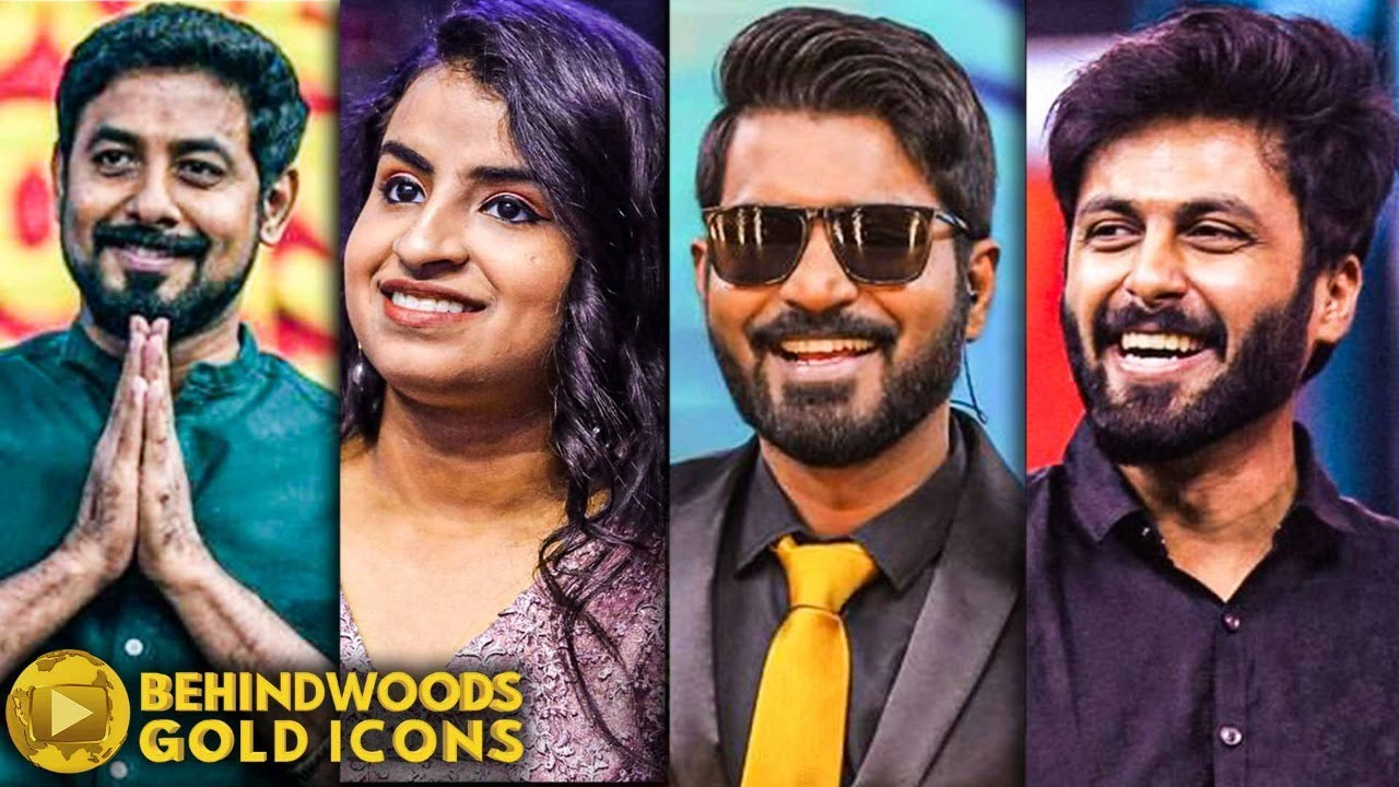 Behindwoods Gold Icons Awards list details - Watch video