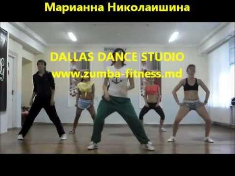 REGGAETON - DALLAS DANCE STUDIO - Moldova - CHISINAU