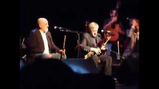 The Chieftains 50th Anniversairy Voice of Ages hit Cardiff last nig...