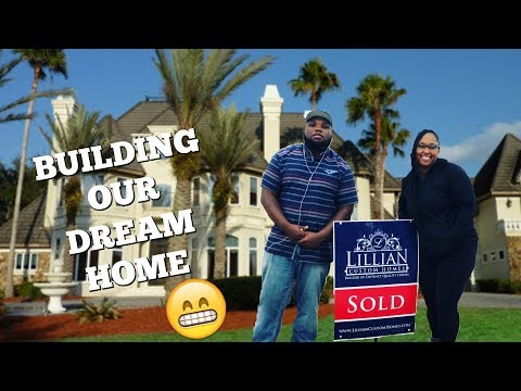 BUILDING OUR DREAM HOME | DAVID AND CHANTAL