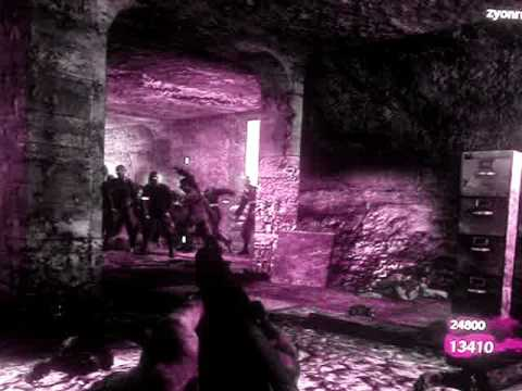 cod 5 WaW nazi zombies rave (rate it)