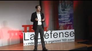 TEDxLaDéfense - Emmanuel DELANNOY - Un coléoptère explique l'économie circulaire aux humains