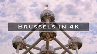 Brussels in 4K