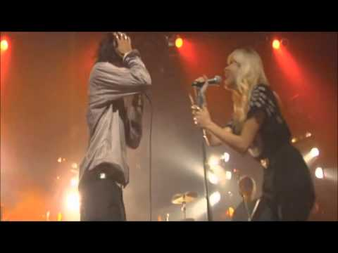 All American Rejects, ft The Pierces - Another Heart Calls (studio overdub)