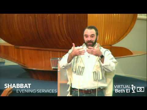 Shabbat Wisdom with Rabbi Greg Weisman | August 13, 2021