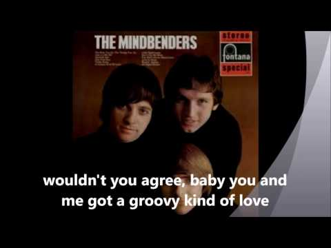 A Groovy Kind of Love  THE MINDBENDERS (with lyrics)