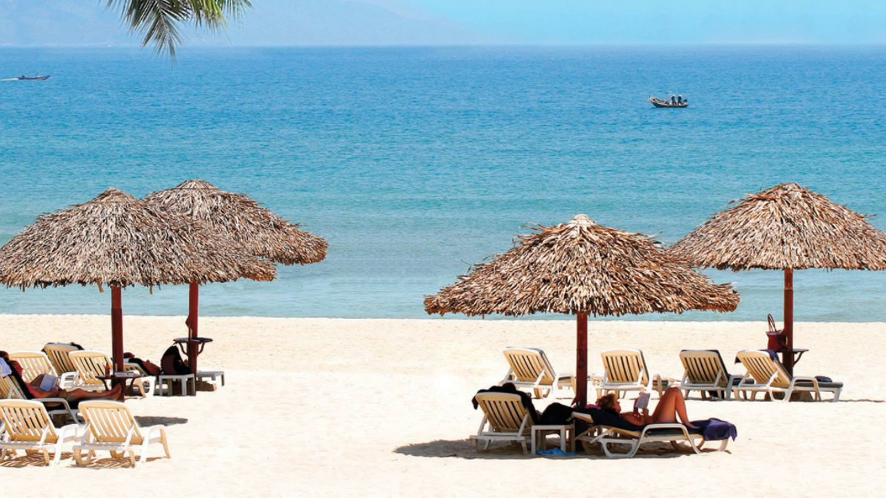 Da Nang Vietnam Travel My Khe Beach 2