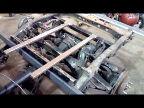 Toyota Pickup - Solid Axle to Multi-link Conversion