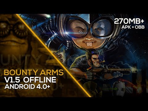 Bounty Arms V1.5 APK + OBB (JOGO OFFLINE)