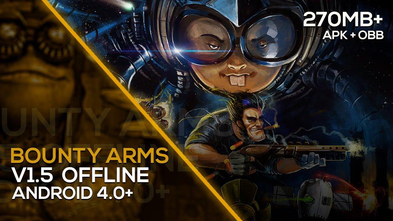 Bounty Arms v1 5 APK + OBB (JOGO OFFLINE)