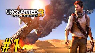 Uncharted 3 | Capítulo 1: Otra Ronda