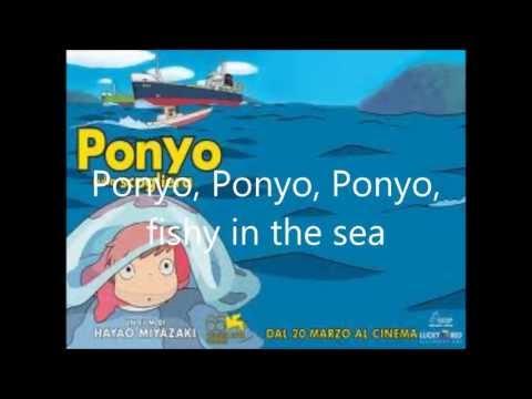 Ponyo Theme Song (with lyrics)