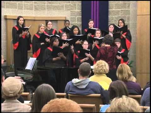 Magnificat   Nancy Hill Cobb     SXU Women of Distinction