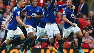 Video Gol Pertandingan Southampton vs Everton