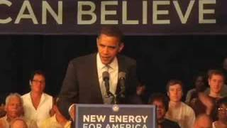 Barack Obama on Energy in Youngstown, OH