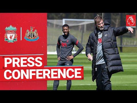 Jürgen Klopp's pre-match press conference | Newcastle United