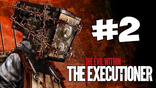 The Evil Within: The Executioner - BOXHEAD С БЕНЗОПИЛОЙ