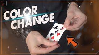 Обучение ЛУЧШЕЙ КАРТОЧНОЙ СМЕНКЕ :: Bertram change :: Color Change Tutorial