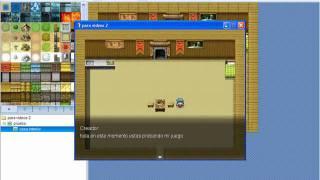 RPG maker vx tutorial en español como crear un inicio y mas