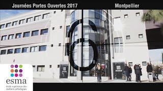 Journées Portes Ouvertes 2017 - Montpellier