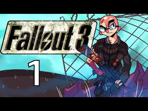 Northernlion Plays - Fallout 3 - Episode 1