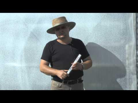видео: Клип универсал Зиг-Заг – легкий способ крепления пленки к каркасу теплицы