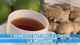7 REMÈDES NATURELS CONTRE LA MIGRAINE-remede naturel c0ns3ils