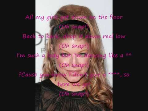 Fergie london bridge Lyrics