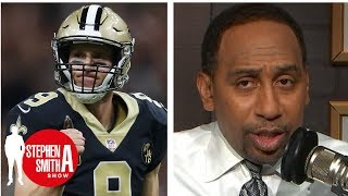 Stephen A. interviews Drew Brees: Passing Brett Favre & 2018 Super Bowl | Stephen A. Show | ESPN