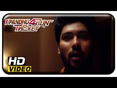 1 Pandhu 4 Run 1 Wicket Tamil Movie | Scenes | Vinai Krishna And Hashika Stays At Friend's Place
