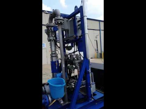 Houston pressure washing on oilfield equipment