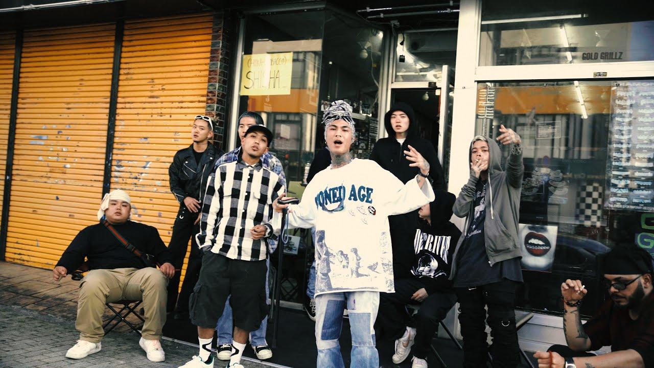 NEW MV『TOKIOKI feat. Young Dalu, Hideyoshi, OSAMI, Big Mike, OZworld & KUJA』公開!