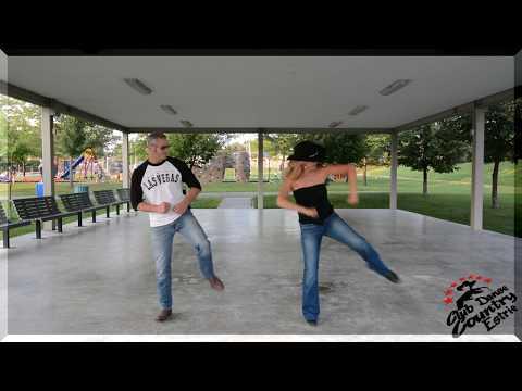 Redneck Paradise  line dance