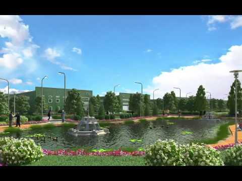 Индустриальный парк М7 презентация