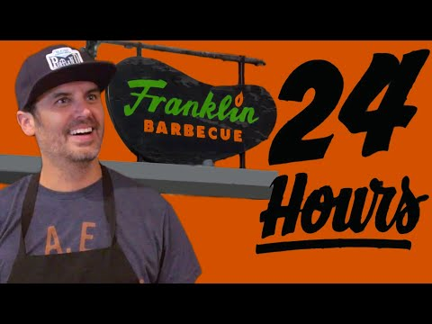 Working 24 Hours at the Best BBQ in the World   Bon Appetit
