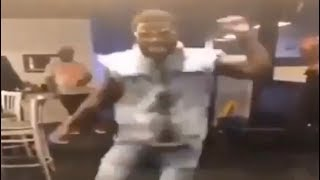 Gucci Mane Clone Tweaking Again Fans Keep Gassing Him Up To Dance