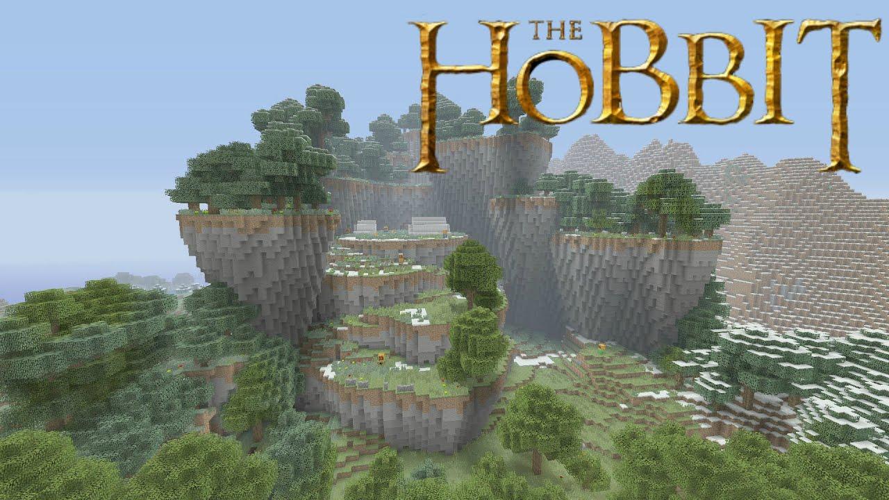Minecraft Xbox  The HobbitThe Desolation of Smaug 1  YouTube