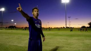 Arizona's total futbol academy trains like the pros