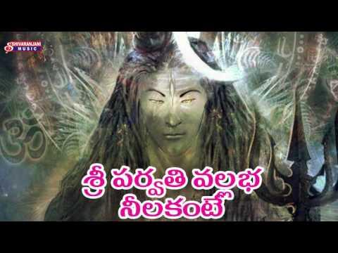 SIVA PARVATHI VALLABHA     LORD SHIVA TELUGU    DEVOTIONAL SONGS    SHIVARANJANI MUSIC