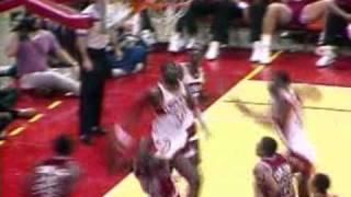 NBA籃球影片 麥克喬丹生涯10大誇張進球