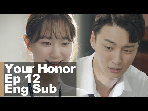 """Yoon Shi Yoon """"Thank you for not abandoning me"""" [Your Honor Ep 11]"""