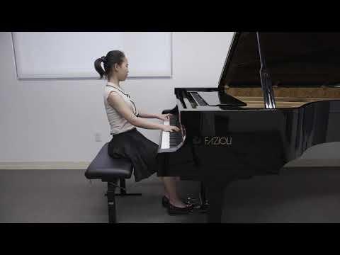 Yiting Han: Chopin's Scherzo No.1, in B minor, op. 20