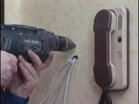Купить видеодомофон в Киеве и Украине для квартиры и дома