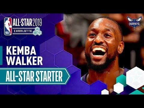 Kemba Walker 2019 All-Star Starter | 2018-19 NBA Season