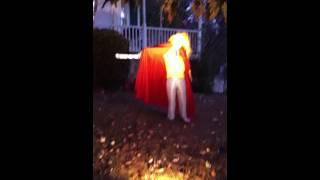 Evil Clown Circus Halloween Yard Decorations