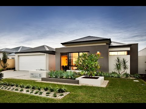 Archer modern home designs contemporary builder dale alcock homes youtube
