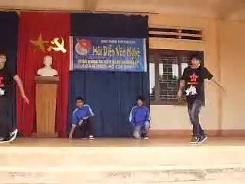Hip hop THPT Phú Xuân - BMT