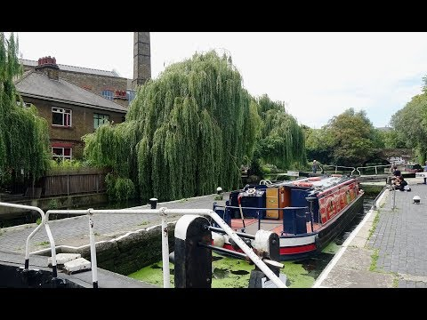 London's Canals and Waterways